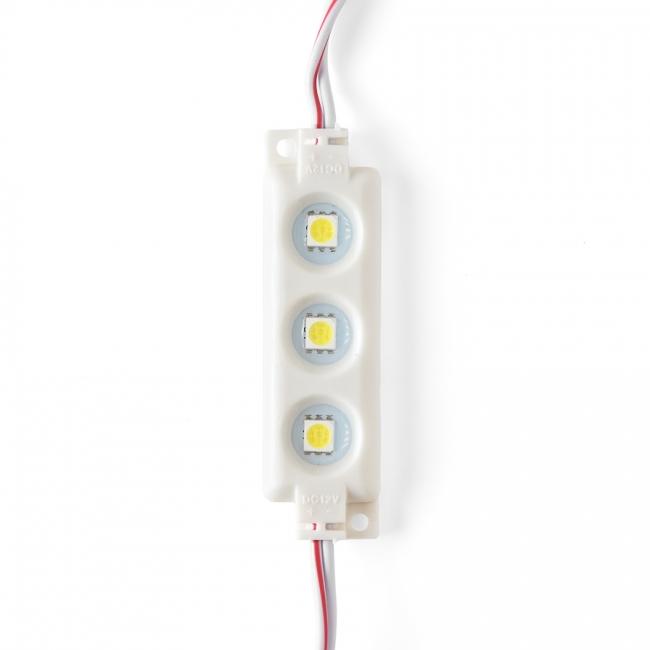 Модульные ходовые огни с функцией бегущего поворотника